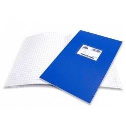 salko paper Τετράδια Super Πλαστικά 17X25 50Φ Μεγάλο Καρέ 110297 5201303110297