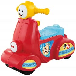 Fisher-Price Fisher Price Laugh And Learn Εκπαιδευτικό Scooter Smart Stages DHN78 887961218091
