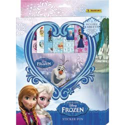 PANINI Αυτοκόλλητα Frozen Sticker Fun 74853001 8018190062106