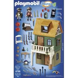 Playmobil Η Ρούμπι και το σπίτι της 4796 4008789047960