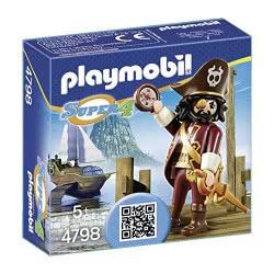 Playmobil Κάπτεν Μαυρογένης 4798 4008789047984
