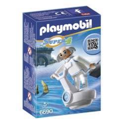 Playmobil Δόκτωρ Χ 6690 4008789066909