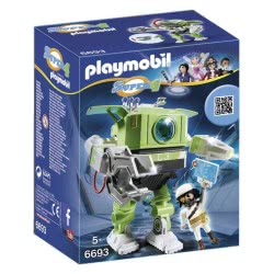 Playmobil Cleano Robot 6693 4008789066930