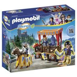 Playmobil Άλεξ και Βασιλική Εξέδρα 6695 4008789066954
