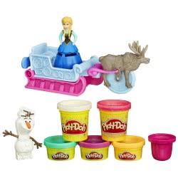 Hasbro Pd Play-Doh Sled Adventure B1860 5010994860264