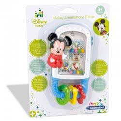 Clementoni baby Disney Baby Κουδουνίστρα Smartphone Mickey 1000-14504 8005125145041