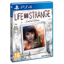 SQUARE ENIX PS4 Life Is Strange Limited Edition 5021290070387 5021290070387