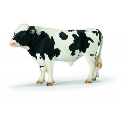 Schleich Ταύρος Holstein SC13632 4005086136328