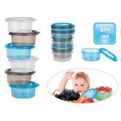 just baby Bo Jungle 6 B-Bowls Θήκη Για Παιδική Τροφή BOJ.540100 1703735401003