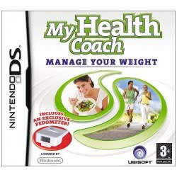 UBISOFT DS My Health Coach - Manage Your Weight 3307210327901 3307210327901