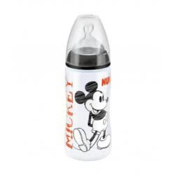 NUK Μπιμπερό 300Ml Σιλικόνης Mickey Mouse And Friends 10741682 4008600229681