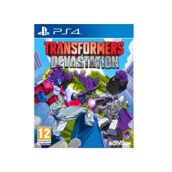 Activision PS4 TRANSFORMERS DEVASTATION 5030917176562 5030917176562