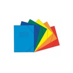 salko paper Φάκελος Με Λάστιχο Κίτρινος 6021 5202832060213