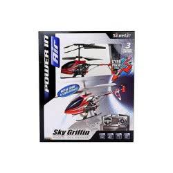 Silverlit Τηλεκατευθυνόμενο Ελικόπτερο I/R Sky Griffin (3Ch) 7530-84711 4891813847113
