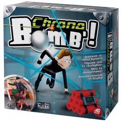As company Επιτραπέζιο Chrono Bomb 1040-20155 5203068201555