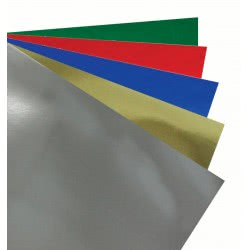 Diakakis imports Χαρτόνι Μεταλλικό Διπλής Όψεως Ασημί 50X70 250Gsm 0030091 5205698178290