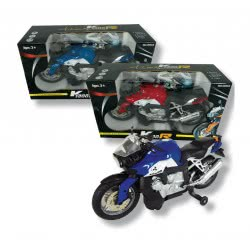 OEM Jy Toys B/O Μοτοσυκλέτα Μπαταρίας K1300r 4-03973 5205812025455