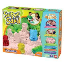 As company Άμμος Super Sand - Ζωάκια 1046-42602 5203068426026