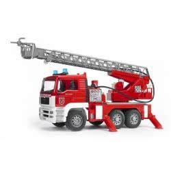 bruder Πυροσβεστική MAN Με Καλάθι/4 BR002771 4001702027711