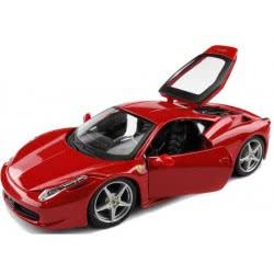 Bburago 1/24 Ferrari 458 Italia ΚΟΚΚΙΝΗ 18/26003 4893993260034