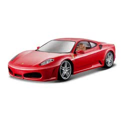 Bburago 1/24 Ferrari F430 ΚΟΚΚΙΝΗ 18-26008 4893993260089