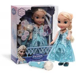 GIOCHI PREZIOSI Disney Frozen Elsa Καραόκε Με Μικρόφωνο GPH18574 8001444158663