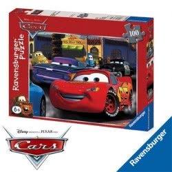 Ravensburger Παζλ 100τεμ. XXL WD Cars Τέρμα τα γκάζια 05-10973 4005556109739