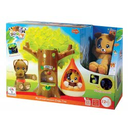 As company Χνουδωτά Μωροζωάκια Zoopy Babies Δέντρο 1607-13205 4897041132052
