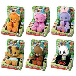 As company Χνουδωτά Μωροζωάκια Zoopy Babies - 6 Σχέδια 1607-13225 4897041132250