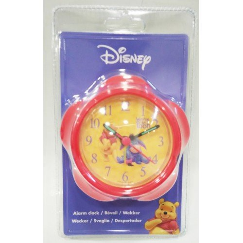 Disney Ρολόι Επιτραπέζιο Winnie C957096 8711384014089