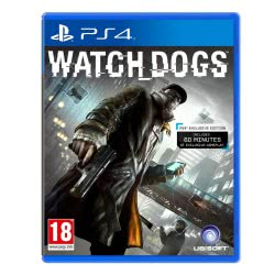 UBISOFT PS4 Watch Dogs D1 Edition 3307215732816 3307215732816