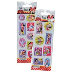 GIM Sticker Αυτοκόλλητα Capsule Minnie Και Daisy 773-13434 5204549074972