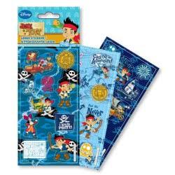 GIM Sticker Αυτοκόλλητα Laser Jake And Pirates 772-18010 5204549083981