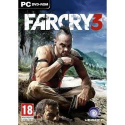 UBISOFT Far Cry 3 - Standard Edition CD00-02327 3307215633441