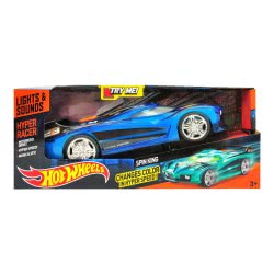 TOY STATE Hot Wheels Hyper Racer L And S Spin King 36-90532 011543905325