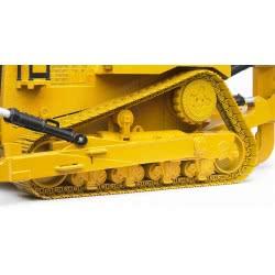 bruder Μπουλντόζα Cat Large Με Ερπύστριες BR002452 4001702024529