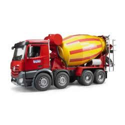 bruder Mercedes-Benz Arocs Betonmisch-LKW BR003654 4001702036546