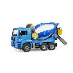 bruder Μπετονιέρα MAN Μπλε/4 BR002744 4001702027445