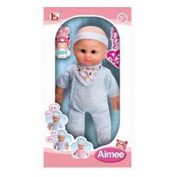 Toys-shop D.I Κούκλα Μωρό 40Εκ. JO063229 6990416632299