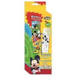 LUNA OFFICE Puzzle Mickey Χρωματισμού Πύργος 2 Όψεων 0560824 5205698178801