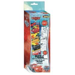 LUNA OFFICE Puzzle Cars Χρωματισμού Πύργος 2 Όψεων 0560827 5205698178863