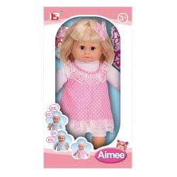 Toys-shop D.I Κούκλα 40Εκ. JO063233 6990416632336