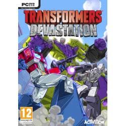 Activision PC Transformers Devastation 5030917176463 5030917176463