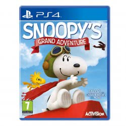 Activision PS4 The Peanuts Movie: Snoopy`S Grand Adventure 5030917179679 5030917179679