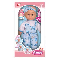 Toys-shop D.I Κούκλα Μωρό 40Εκ. JO063234 6990416632343