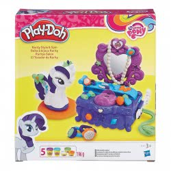 Hasbro Play-Doh Rarity Style And Spin B3400 5010994943097