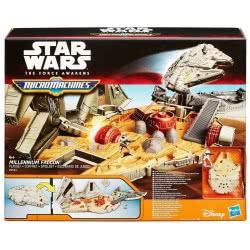 Hasbro STAR WARS E7 MILLENNIUM FALCON PLAYSET B3533 5010994915568