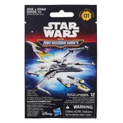 Hasbro STAR WARS E7 MM VEHICLE BLIND BAG ASST B3680 5010994900403