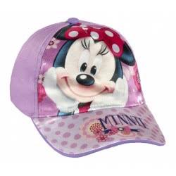 Cerda Baby καπέλο Minnie Mouse Μωβ No 48 2200000928 8427934791606