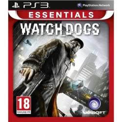 UBISOFT PS3 Watch Dogs Essentials 3307215938072 3307215938072